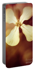 Nostalgic Wildflowers Portable Battery Charger