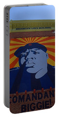 Notorious B.i.g. I I Portable Battery Charger