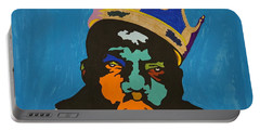 Notorious B I G Portable Battery Charger