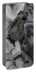 Notre Dame Gargoyle Grotesque Portable Battery Charger