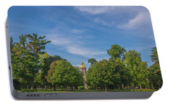 Notre Dame University 6 Portable Battery Charger by David Haskett