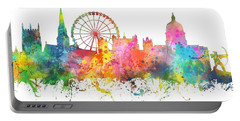 Nottingham  England Skyline Portable Battery Charger