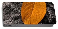 November Leaf Portable Battery Charger