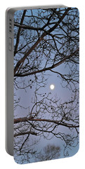 November Moon Portable Battery Charger
