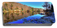 November Reflections Portable Battery Charger
