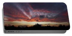 November Sunset 1 Portable Battery Charger