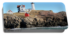 Nubble Light House  Portable Battery Charger