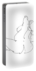 Nude-female-drawings-20 Portable Battery Charger