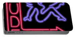 Nude Girls Neon Sign Portable Battery Charger