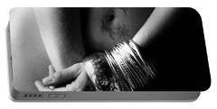 Nude Tattoo And Bangles Portable Battery Charger