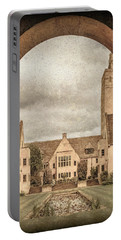 Oxford, England - Nuffield College Portable Battery Charger
