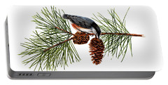 Nuthatch 1 Portable Battery Charger