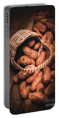 Nuts Still Life Food Photography Portable Battery Charger