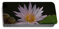 Nymphaea Pubescens Portable Battery Charger