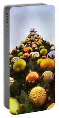 O Christmas Tree Portable Battery Charger