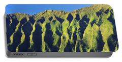 Oahu Koolau Mountain Portable Battery Charger