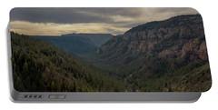 Oak Creek Canyon Portable Battery Charger