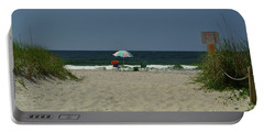 Oak Island Beach Vacancy Portable Battery Charger
