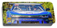 Oak Tree Turn Camaro #9 Portable Battery Charger