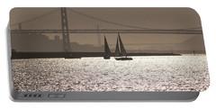 Oakland Bay Bridge IIi Portable Battery Charger
