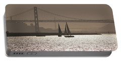 Oakland Bay Bridge IIi Portable Battery Charger