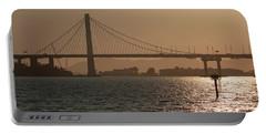 Oakland Bay Bridge Portable Battery Charger