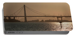 Oakland Bay Bridge Portable Battery Charger
