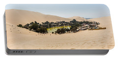 Oasis De Huacachina Portable Battery Charger