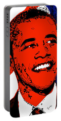Obama Hope Portable Battery Charger by Rabi Khan