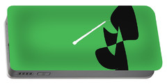 Oboe In Green Portable Battery Charger