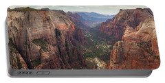 Observation Point - Zion Portable Battery Charger