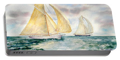 Ocean Belles Portable Battery Charger