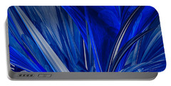 Portable Battery Charger featuring the photograph Ocean Blue by Geraldine DeBoer