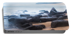 Portable Battery Charger featuring the photograph Ocean Calm  by Parker Cunningham