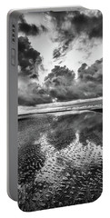 Ocean Clouds Reflection Portable Battery Charger