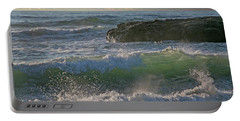 Crashing Waves Portable Battery Charger