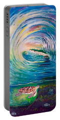Ocean Reef Beach Portable Battery Charger