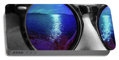 Ocean Reflection Portable Battery Charger