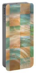 Ocean Ripples Portable Battery Charger