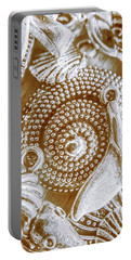 Ocean Sea Abstract Portable Battery Charger