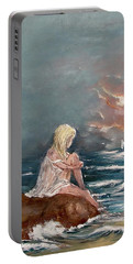 Oceanic Relaxation Portable Battery Charger