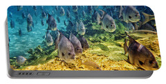 Oceans Below Portable Battery Charger