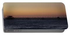 Oceanside Pier Portable Battery Charger