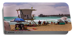 Oceanside Lifeguard Portable Battery Charger