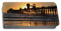 Oceanside Pier Portable Battery Charger