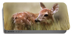 October Fawn Portable Battery Charger