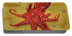 Octopus Portable Battery Charger by Anthony LaRocca