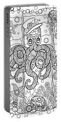 Octopus Zen Portable Battery Charger