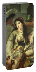 Odalisque Portable Battery Charger