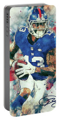 Odell Beckham Jr. Portable Battery Charger